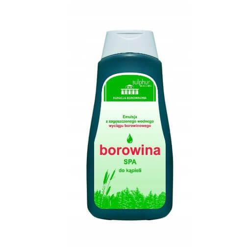Borowinowa spa emulsja