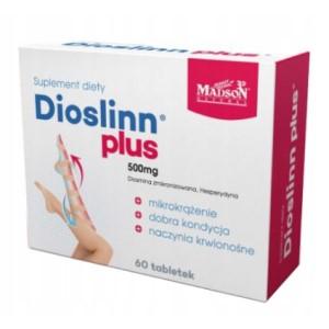 tabletki Diosmina Duo